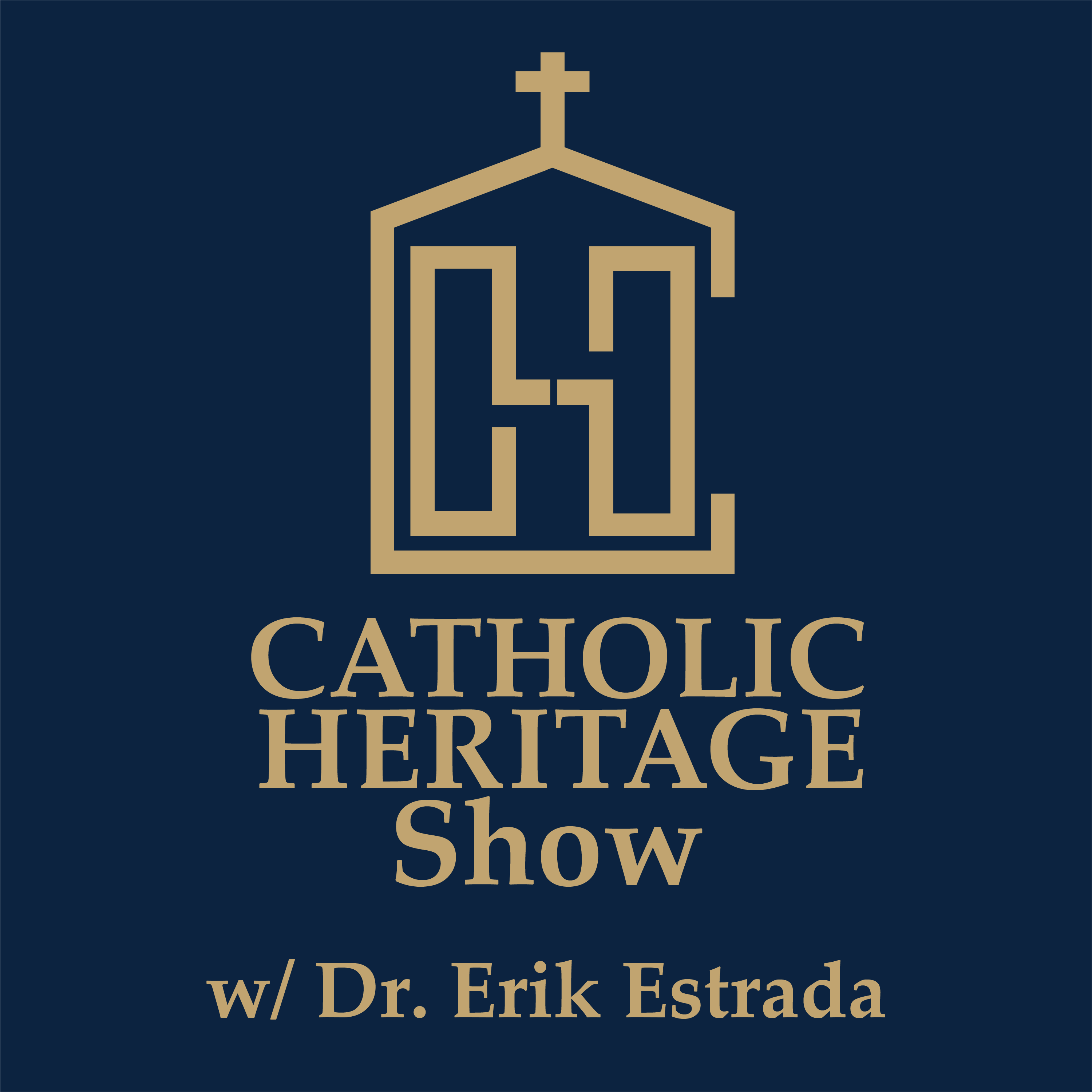Introduction to the Catholic Heritage Show and Bio of Dr Erik Estrada