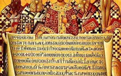 The Benefits of Reciting the Nicean-Constantinopolitan Creed – CHS 78