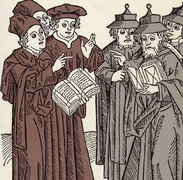 The Multiplicity of Different Religious Beliefs Held by Medieval Theologians on the Eve of the Reformation – CHS 75