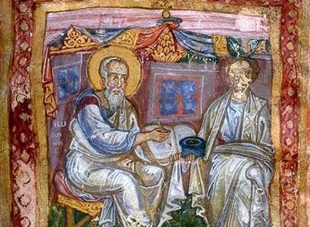 Apostle John and Marcion of Pontus